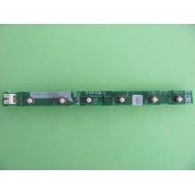 PHILIPS: 42PF7220A/37. P/N: 3104 313 61291. KEY CONTROLLER BOARD