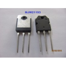 MJW21193 TRANSISTOR PNP 250V 30A AUDIO AMPLIFIER