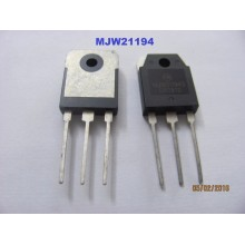 MJW21194 TRANSISTOR NPN 250V 30A AUDIO AMPLIFIER