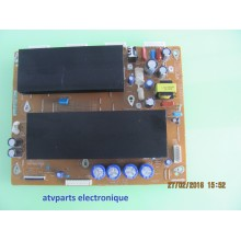 SAMSUNG: PN50C550G1F. P/N: LJ41-08458A. POWER SUPPLY BOARD