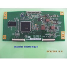 MEMOREX: MLT3221. P/N: T315XW02 V9. T-CON BOARD