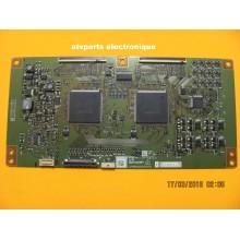 SHARP: LC-42D72U. P/N: CPWBX3520TPZ T-CON BOARD