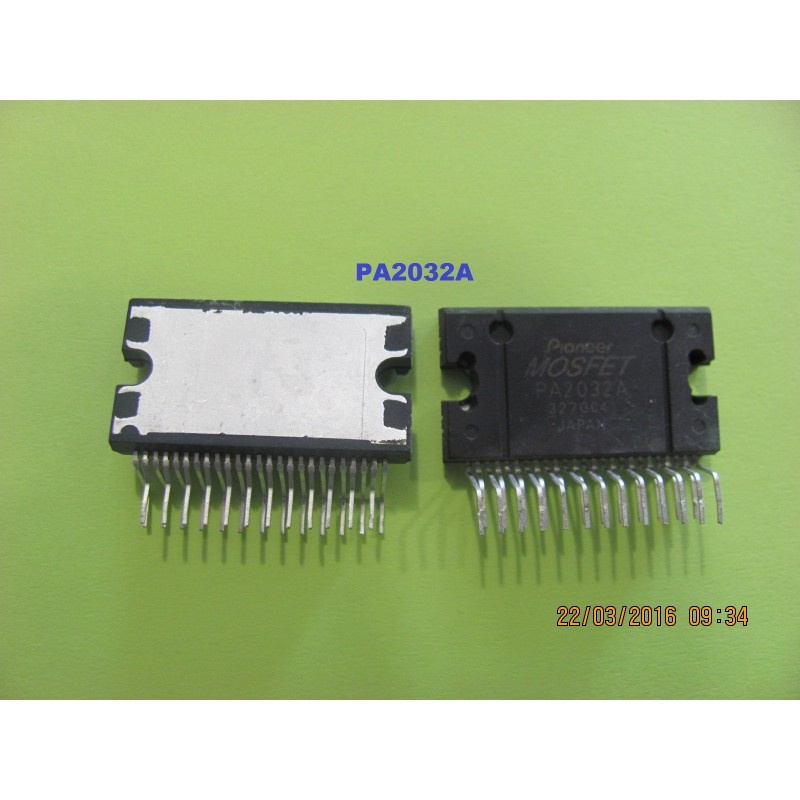Circuito Integrado Pa2032a : Pa a mosfet ic pioneer audio amplifier
