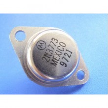 2N3773 TRANSISTOR AUDIO POWER AMPLIF. NPN