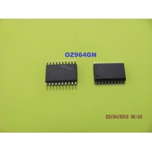 OZ964GN PHASE SHIFT PWM CONTROLLER IC CHIP TRANSISTOR AR