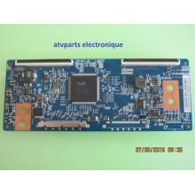 HAIER: LE50F2280. P/N: T500HVN01.0/ 50T03-C0A. T-CON BOARD