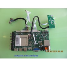 HAIER: LE50F2280. P/N: M28/G33880/10. MAIN BOARD