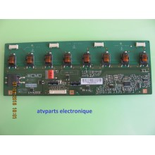 DYNEX: DX-32L220A12. P/N: VIT70080.00. BACKLIGHT INVERTER BOARD