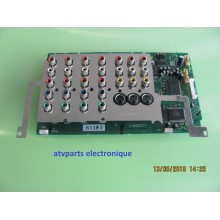 PANASONIC: PT-50LC13-K. P/N: LSJB3093-2. MAIN BOARD