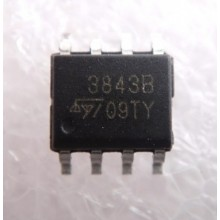 ST3843B/3843B IC CMOS System Reset Monolithic