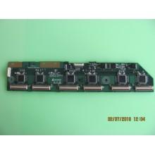AKAI: PDP5074HNC. P/N: 6870QDC004A. Y-BUFFER BOARD