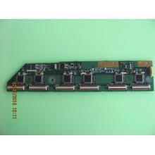AKAI: PDP5074HNC. P/N: 6870QDC005A. Y-BUFFER BOARD