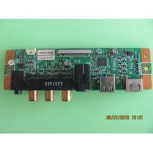 SAMSUNG: LN-T4665F. P/N: BN41-00910B. AV BOARD
