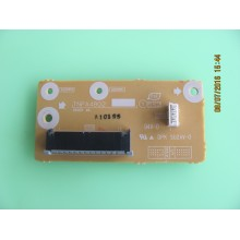 PANASONIC: TC-P46G25. P/N: TNPA4802. INTERFACE BOARD