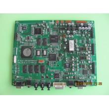 LG: DU-42PX12X. P/N: 6870VM0526E. MAIN BOARD
