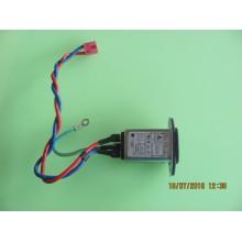 LG: DU-42PX12X. P/N: 06GEEG3Q. EMI FILTER