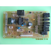 SONY: KDF-46E2000. P/N: F608T9X0CP. SUB POWER SUPPLY BOARD