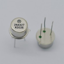 2N4427 Si NPN High Frequency Transistor TO-5