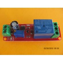 NE555 DC 5V Delay relay shield Timer Switch Adjustable Module 0 ~10 Second