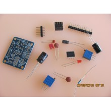 NE555 DUTY CYCLE FRECUENCY AJUSTABLE SQUARE WAVE NEW MODULE PARTS COMPONENTS