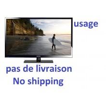 TV TELEVISEUR TELEVISION SAMSUNG 60 POUCES. MODEL: PN60E530A3F. TYPE TV: PLASMA