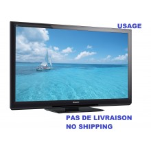 TV TELEVISEUR TELEVISION PANASONIC 50 POUCES. MODEL: TC-P50ST30. TYPE TV: PLASMA
