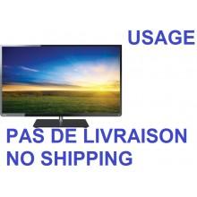 TV TELEVISEUR TELEVISION TOSHIBA 50 POUCES. MODEL: 50L1350UC. TYPE TV: LED TV