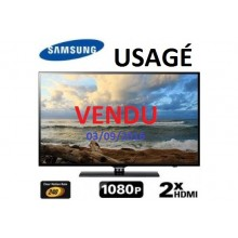 TV TELEVISEUR TELEVISION SAMSUNG MODEL: UN60EH6000 FULL HD