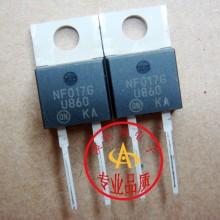 U860 DIODE ULTRA FAST 8A 600V TO220AC