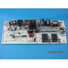 RCA: RLC3257B. P/N: 465-0101-M1901G. POWER SUPPLY BOARD