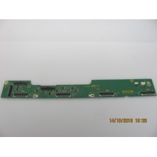 PANASONIC: TC-42PX14. P/N: TNPA4893. C2 BUFFER BOARD