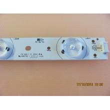 TOSHIBA: 40L2200U. P/N: C202613WCA072261AB2A. LED BACKLIGHT