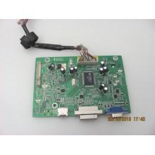 HP MONITOR 2509B. P/N: ILIF-150 RevA 2009.05.12 2509M 492911300100r. MAIN BOARD
