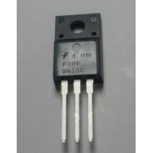 FQPF9N50C N-Channel QFET® MOSFET 500 V, 9 A, 800 mΩ