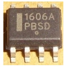 1606B IC CMOS Analog Switches