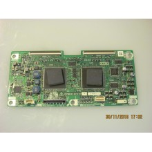 SHARP: LC-46D64U. P/N: CPWBX3829TP. T-CON BOARD