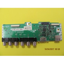 SHARP: LC-52SE94U.P/N: XE488WJ. AUDIO VIDEO INPUT BOARD
