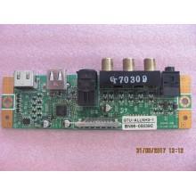 SAMSUNG: LN-T4661F BN96-06284F SIDE AV BOARD