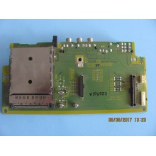 PANASONIC :TH-42PX500U.P/N:TNPA3496AF Side AV Input Board Unit