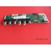SHARP: LC-52D64U . P/N:DUNTKE209WE01H SIDE AV INPUT