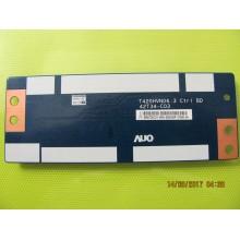 VIZIO D50-D1 P/N: 42T34-C03 T-CON BOARD