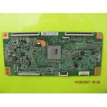 PROSCAN PLDED5035A-C-UHD P/N: EAMDJ2S55 T-CON BOARD
