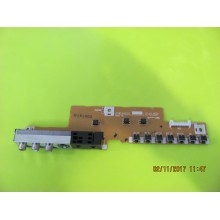PANASONIC TH-42P280U P/N:TNPA4501 Button Input Side AV Key Board