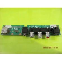 RCA:RLC3257B P/N:473-01A2-57101G Carte Input A/V