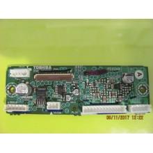 TOSHIBA: 32LV67U P/N: V28A000315A0 DVD PCB Assy Board Unit