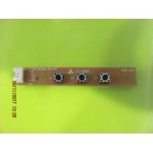 AKAI: LCT3201ADC P/N: E3731-051010 Boutons de contrôle