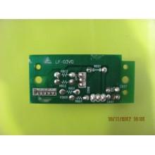 AKAI: LCT3285TA P/N: E3701-051060 IR SENSOR BOARD Unit