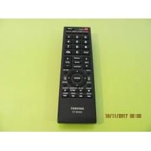 TOSHIBA 50L1400UC P/N: CT-90325 REMOTE CONTROL