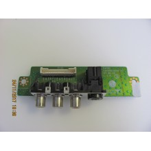 LG 42PC5D P/N: EAX39210401(1) VIDEO INPUT/OUTPUT BOARD