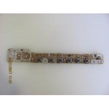 TOSHIBA 42HP86 P/N: DS-1107A Key Controller Board